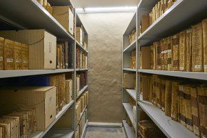 Archivo del museo