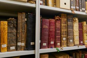 libros del museo